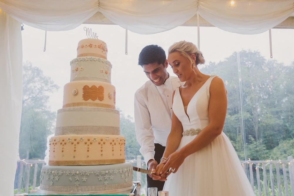 Real Wedding County Brides