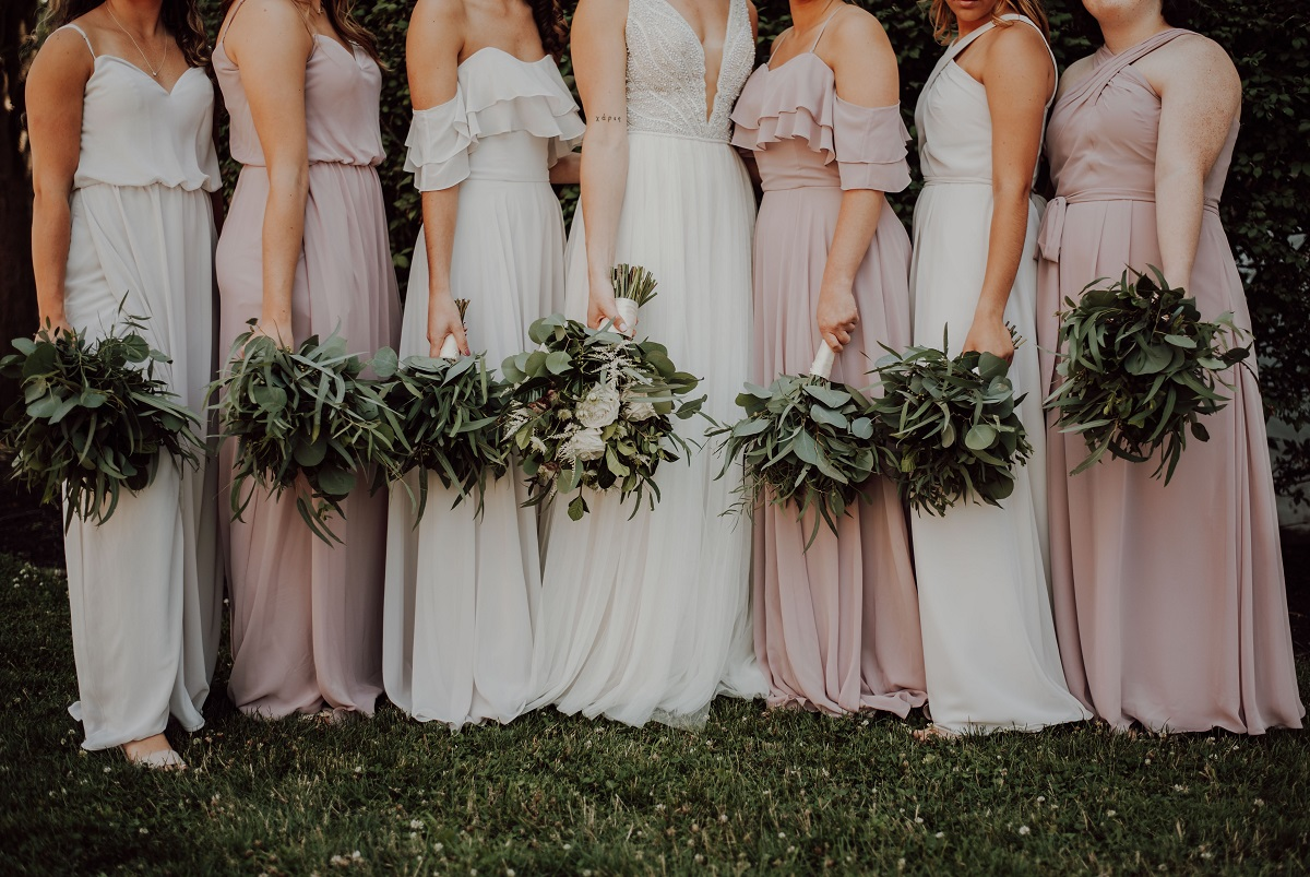 7 Bridesmaid Dress Trends that are Hot in 2020