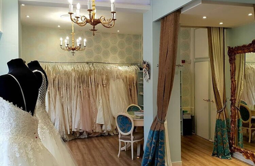 Guest Blog by Cheshire Bridal Wear: We're Moving…