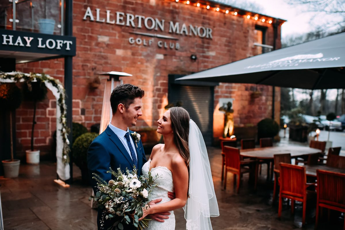A Wedding Like No Other at Allerton Manor