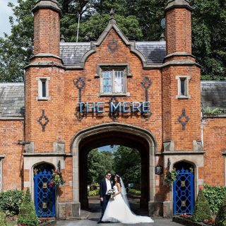 From meeting at an iconic Northern Soul night to an elegant wedding at the beautiful The Mere Golf Resort & Spa, click the link in our bio to read all about Natasha and John's story.⠀ ⠀ ⠀ Photographer: @charlottepalazzophoto ⠀ Venue: @themereresort Dress: @cheshirebridalwear ⠀ Flowers: @diddibox_flowers ⠀ ⠀ #weddingdress #weddingplaysuit #weddingtrousers #weddingtrends #weddingtrends2020 #weddinginspo #weddinggowns #weddinggoals #weddinginspo #weddingfashion #manchester #cheshire #manchesterwedding #themere #weddingdecorideas #weddinggoals #weddingtips #weddingplanning