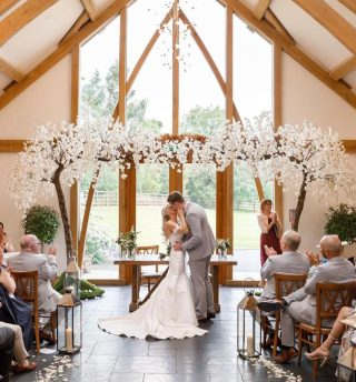 What a stunning reception captured by @shanewebberphotography. Incredible! 🌸 We adore the brides dress. 😍⠀  ⠀ ⠀ 📸@shanewebberphotography⠀ ⠀ ⠀ #bridelook #brideessentials #bridemaid #bridesofinstagram #bridesmaidsdresses #bridehair #bridesofinstagram #bridesessentials #groomtobe #gettingmarried #weddingphotographer #weddingphotography #weddingvenue #weddingvenueUK  #weddingvideo #weddinglocation #weddingdesign #weddingreception #countybrides