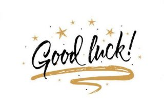 Good luck to everyone who is going back to work today, especially our customers and suppliers.