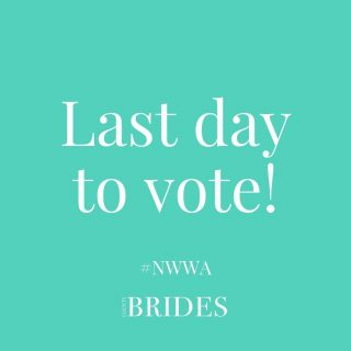 Voting closes at midnight tonight to vote in this year's North West Wedding Awards for your wedding venue and suppliers who really helped to make your big day. If you got married from 1st September 2017 & 31st August 2021 then vote NOW! Click here to have your say: https://www.countybrides.com/cast-your-votes-2021/ #NWWA #nwwa2021 #NWWA21 #countybrides #cheshirebride #cheshirebrides #lancashirebrides #lancashirebride #liverpoolbride #liverpoolbrides #wirralbrides #wirralbride #mersysidebrides #merseysidebride #cumbriabrides #cumbriabride  #brides #wedding #weddings #northwestwedding #northwestweddings #manchesterbrides #manchesterbride #NorthWestWeddingAwards