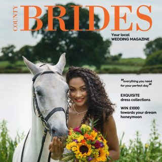 ✨✨Here it is! The cover of The County Brides Magazine 2021✨✨⠀ What do you think?⠀ ⠀ It's packed full of wedding inspiration, tips, our wedding fayre dates and leading suppliers based here in the North West. We're excited for you to see it!⠀ ⠀ You can buy your own copy on our website, simply click the link in our bio and head to the 'Magazine' tab! ⠀ ⠀ ⠀ ⠀ ⠀ #northwestweddings #northwestweddingmagazine #ukweddingmagazine #countybridesmagazine #magazinecover #northwestweddingsupplier