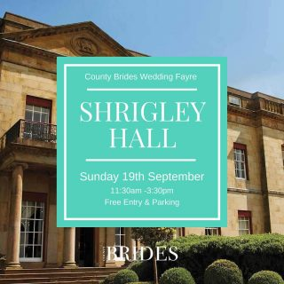 Do you have your tickets yet?✨We're excited to see all of you lovely couples on Sunday 19th September at the beautiful Shrigley Hall Hotel where we'll be hosting some FAB suppliers and creatives!  Tap the link in our bio to book your FREE tickets!  #weddingfayre #weddingguest #weddingplanning #weddingvenue #cheshireweddings #cheshireweddingvenue #northwestwedding #yournorthwestwedding #northwalesweddingvenue