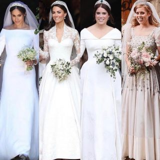 All beautiful, which look was your favourite? 👰🏻 . . . . . . . 📸 @thatsfabofficial . .#weddingdress #laceweddingdress #katemiddletonweddingdress #katemiddletonstyle #katemiddletonfashion #katemiddletonhair #gracekellystyle #gracekellyfan #gracekellyinspired #katemiddletonfanpage #katemiddletonbeauty #katemiddletondress #katemiddletonlook #gracekelly #katemiddleton #gracekellywedding #gracekellyweddingdress #bridetobe #weddingdressinspiration #weddingdressgoals #elegantweddingdress #meghanmarkle #royalweddingdress